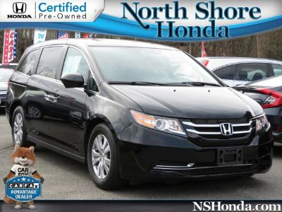 2016 Honda Odyssey EX-L w/DVD (Black)