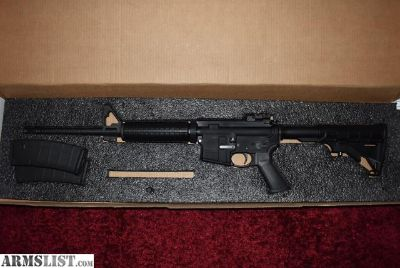 For Trade: LNIB Ruger AR-556 AR-15