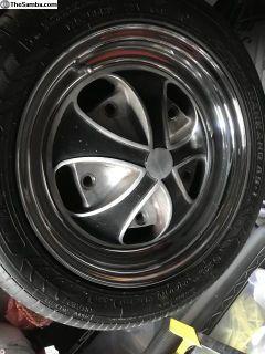 Prototype randar wheels