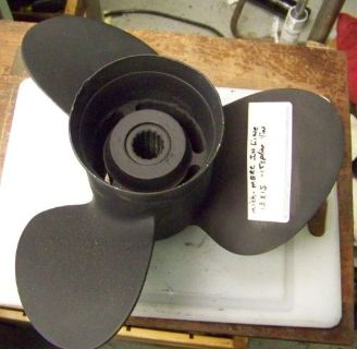 Find Used MICHIGAN mercury 3 blade propeller PR 155 13 X 15 IN LINE MERCURY MOTORS motorcycle in Scottsville, Kentucky, United States, for US $49.99