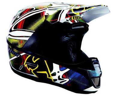 Buy Thor 2013 Force Scorpio Helmet Multi MX Motorcross ATV L Large NEW motorcycle in Elkhart, Indiana, US, for US $299.95