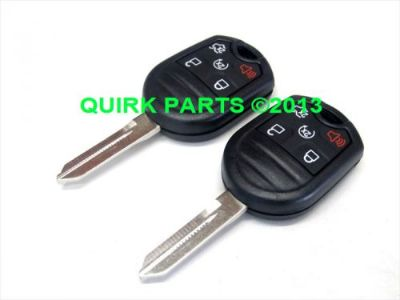 Find 2011-2014 Ford Flex Edge Explorer Taurus MKX Remote Starter FOB Key Kit OEM NEW motorcycle in Braintree, Massachusetts, United States, for US $259.88