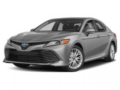 2019 Toyota Camry Hybrid SE (Midnight Black Metallic)
