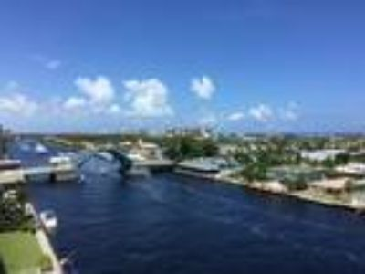 New Price - Water Front Corner Unit Condo For Sale - Ft. Lauderdale Florida