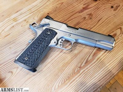 For Sale/Trade: Springfield Stainless TRP
