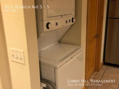 3012 Aldrich Ave S - 5 - 4 beds, 2 full baths