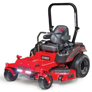 2016 Big Dog Mowers Stout 54 in. Riding Mowers Lawn Mowers Leesville, LA