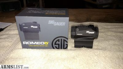 For Sale: SIG Remo 5 Red Dot