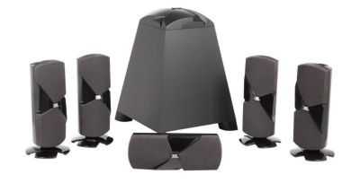 JBL Cinema 500-5.1 Complete Home Theater System