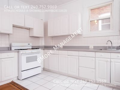 2 bedroom in Charles Village