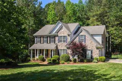 1040 Antioch Woods Drive MATTHEWS Four BR, Great house with lots