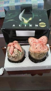 Salt and Pepper Shakers from Alien