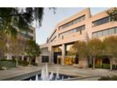 Pleasanton, 3 glasslined private offices, kitchen and open