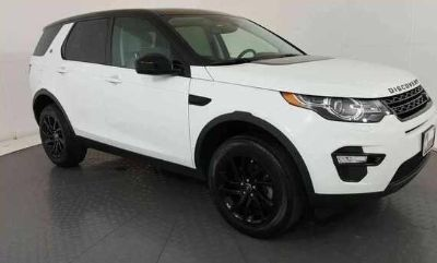 2016 Land Rover DISCOVERY SPORT HSE ()