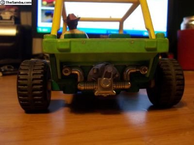 1978 Fisher Price 7 Inch> Buggy..