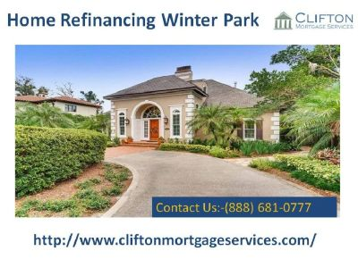 Get Best Home Refinancing Winter Park | Orlando