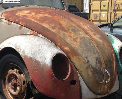 1964 Bug Hood