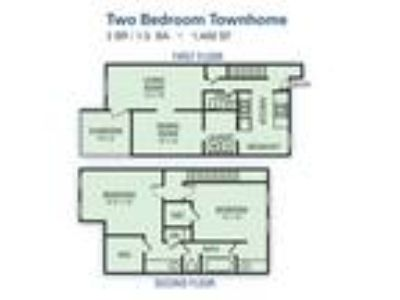 Linden Ridge Apartment Homes - Two BR Townhome