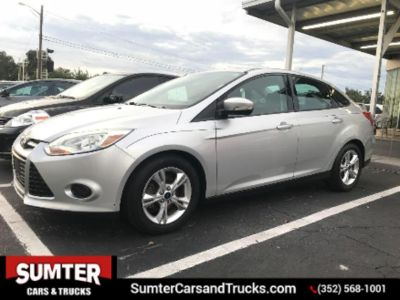 2014 Ford Focus SE (Silver)
