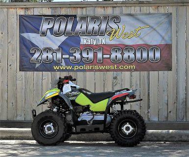 2018 Polaris Outlaw 50 Kids ATVs Katy, TX