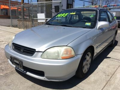 1996 Honda Civic 2dr Cpe EX Auto