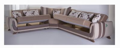 Sleeping sectional couch