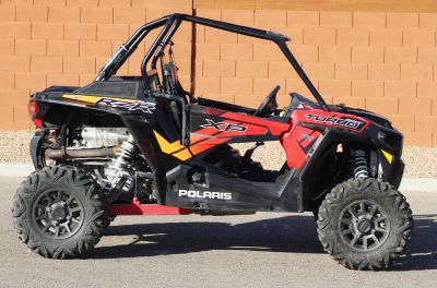 2017 Polaris RZR XP Turbo EPS Sport-Utility Utility Vehicles Kingman, AZ