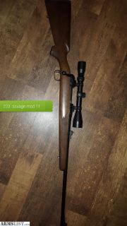 For Sale/Trade: Savage 11. 223