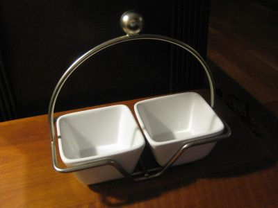 Pampered Chef Double Server