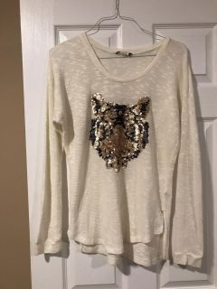 Belle Boutique Tiger Thermo Sweater