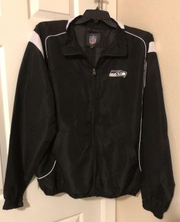 Like new without tags - Seahawks light weight jacket