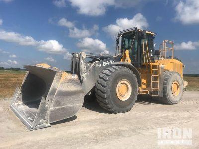 2012 John Deere 844K Wheel Loader