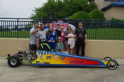 complete jr dragster operation