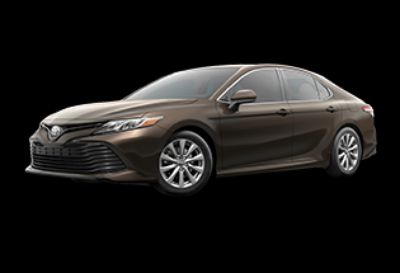 2018 Toyota Camry LE (Brownstone)