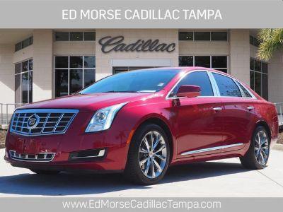 2014 Cadillac XTS 3.6L V6 (Crystal Red Tint)