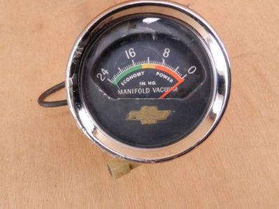 Sell Chevy Pontiac Grand Prix GTO 2+2 Vacuum Gauge motorcycle in Sunnyvale, California, United States, for US $150.00