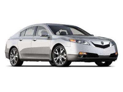 2009 Acura TL SH-AWD (Black)