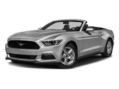 2017 Ford Mustang EcoBoost Premium (White)