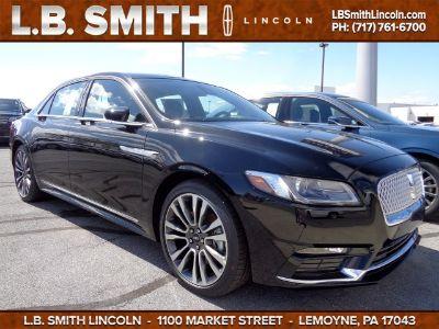 2018 Lincoln Continental Select (Black Velvet)
