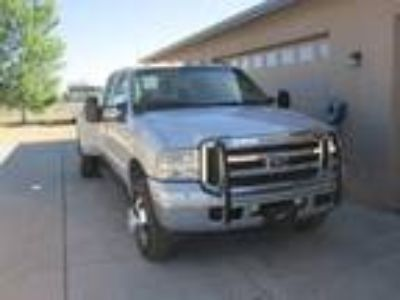 2007 Ford F350 Super Duty Diesel 4x4 Dually