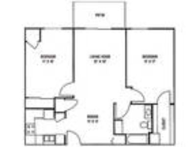 Parkwood Highlands Apartments & Townhomes 55+ - Two BR, One BA A*