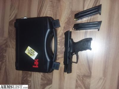 For Sale: H&K P30 .40 Cal