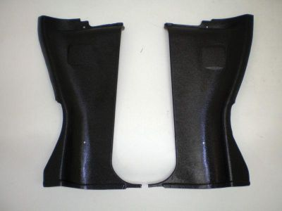 Sell 68 69 70 71 72 El Camino Interior Rear Kick Panels Black motorcycle in Placentia, California, US, for US $52.00