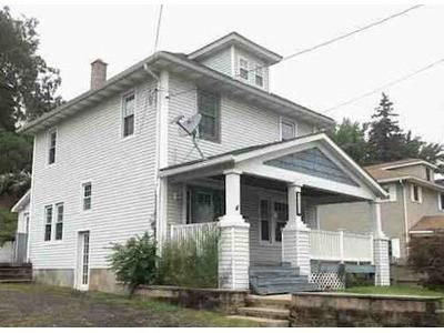 3 Bed 1 Bath Foreclosure Property in Carbondale, PA 18407 - Cottage St
