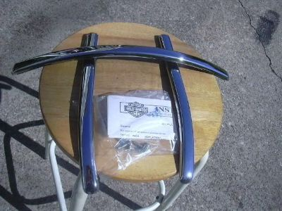 Purchase NEW CHROME WINDSHIELD TRIM KIT OEM #58309-95 FITS XL / FXD / FXR / FXSTS MODELS motorcycle in Glasgow, Kentucky, US, for US $45.00