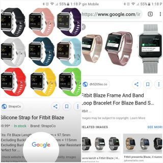 Fitbit BLAZE bands **LOOKING FOR**