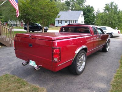 Chopped Dodge Dakota with extended cab merrimack, n.h. 857 3