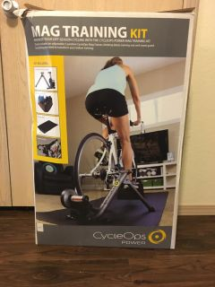 Cycle ops training kit