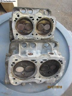 vanagon 2.1 engine heads (CORES)