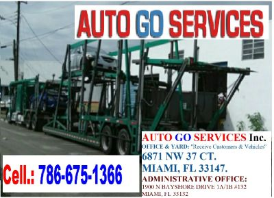 AUTO TRANSPORT - CAR SHIPPINT in all USA and FLORIDA